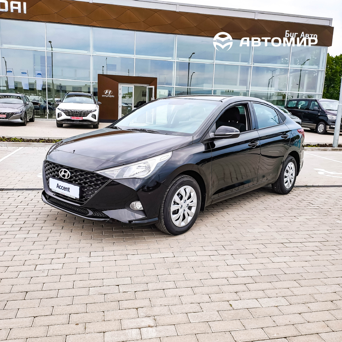 Hyundai стильний Accent вже в автосалоні! | Хюндай Мотор Україна - фото 18