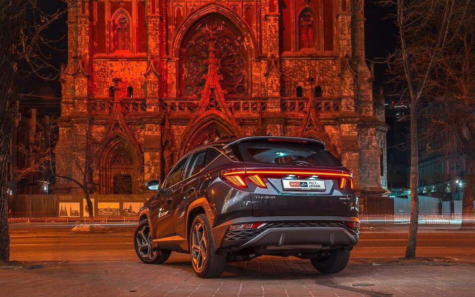 Тест-драйв Hyundai Tucson: Порушник спокою   Арія Моторс - фото 27