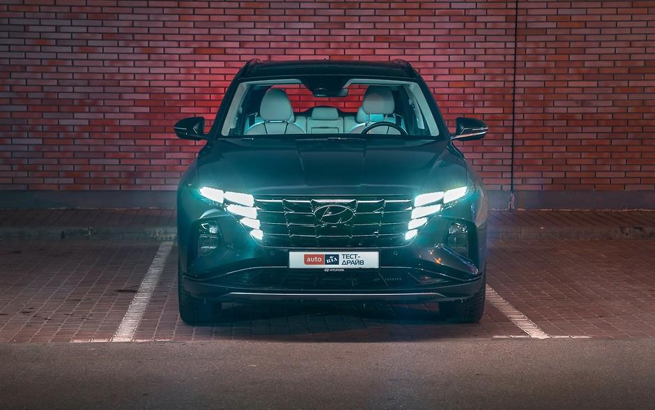 Тест-драйв Hyundai Tucson: Порушник спокою   Арія Моторс - фото 24