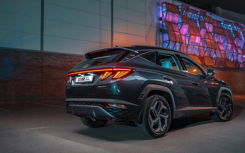 Тест-драйв Hyundai Tucson: Порушник спокою   Арія Моторс - фото 23