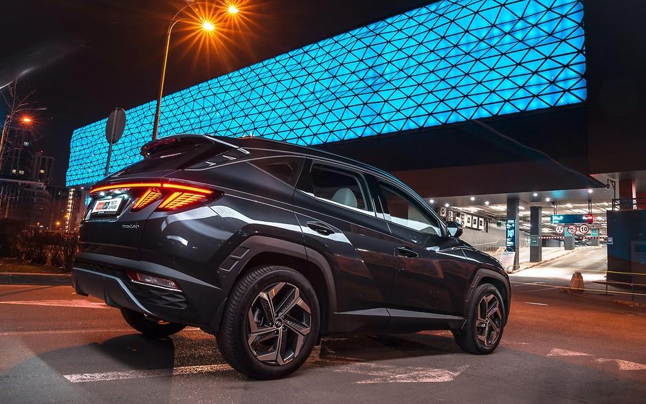 Тест-драйв Hyundai Tucson: Порушник спокою   Арія Моторс - фото 21
